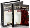 Thumbnail EVENT PLANNING ULTIMATE GUIDE PARTIES MEETINGS RESALE RIGHT