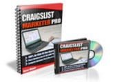 CRAIGSLIST MARKETER PRO VIDEO & EBOOK MASTER RESALE RIGHT