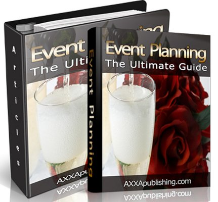 Product picture EVENT PLANNING ULTIMATE GUIDE PARTIES MEETINGS RESALE RIGHT