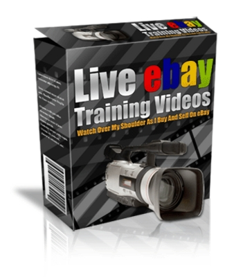 Product picture HOW TO BUY AND SELL ON EBAY 28 LIVE TRAINING VIDEO