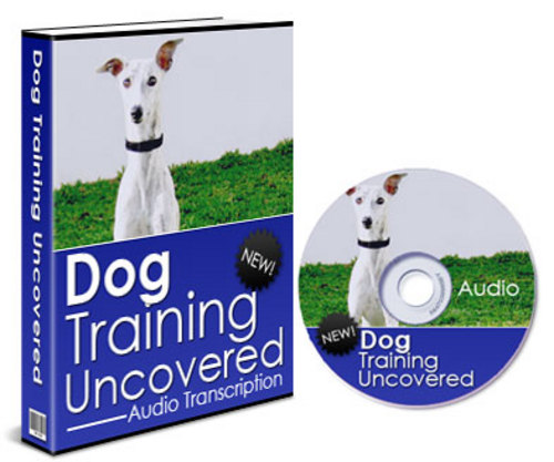 Product picture Dog Training Uncovered Audio Book Resale Rights