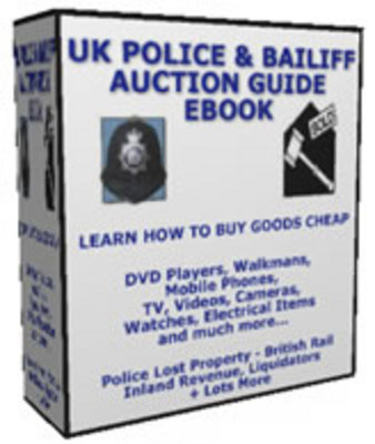 Product picture POLICE AUCTIONS / WHOLESALE EBOOK PACKAGE!!! UK