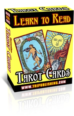 Product picture LEARN HOW TO READ TAROT CARDS EBOOK RESELL RIGHT